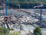 На Нижне-Бурейской ГЭС смонтировали трансформаторы первых гидроагрегатов