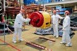 На Смоленской АЭС завершили капитальный ремонт энергоблока №2