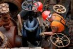 В Кузбасском филиале СГК продолжается ремонтная кампания