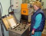 Завод Знамя Труда: видео о рентгеноскопическом контроле качества выпускаемой арматуры