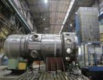 «ЗиО-Подольск» завершил наиболее сложную операцию мехобработки корпуса ледокольного реактора