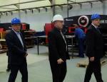 На заводе «Электропульт» состоялось выездное совещение комитета по промышленной политике и инновациям