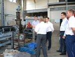 Курганский центр испытаний трубопроводной арматуры посетили гости из Москвы и Тюмени