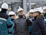 Тобольскую площадку СИБУРа посетили представитель президента России и губернаторы Тюменской и Амурской областей