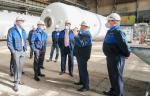 «Газпромбанк» и ОМЗ оценили производственные возможности «Криогенмаша»