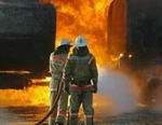 Пожар на газовой станции возник из-за нарушения правил безопасности с запорной арматурой