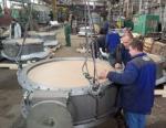 ИФАЗ осуществил поставку герметических клапанов DN 1400 для АЭС