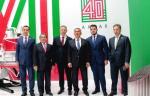 Завод «Алнас» отпраздновал 40-летний юбилей
