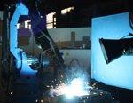 На Челябинском Кузнечно-Прессовом Заводе заработал новый робот
