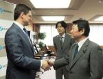 Глава Минэнерго РФ провел переговоры по энергетике с японскими компаниями