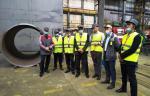 Делегация представителей Народной Республики Бангладеш посетила производство «ЗиО-Подольска»