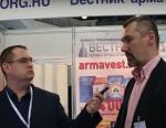 МосЦКБА. Интервью с главным инженером А. Н. Мышонковым в рамках выставки Нефтегаз - 2017