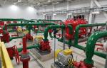 На ЛПДС «Каркатеевы» внедрена новая комплексная система автоматического пожаротушения