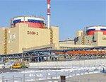 Энергоблок №3 Ростовской АЭС включен в единую энергетическую систему России