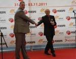 Состоялось вручение награды Лучший Дилер ТПА-2011 на PCVExpo-2011