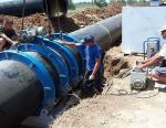 В Новороссийске на реконструкцию водопроводов в 2016 году выделили 164 млн рублей