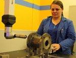 ZETKAMA, ч.6: лаборатория контроля размеров и механических свойств трубопроводной арматуры