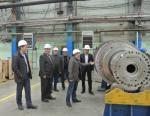 Уральский турбинный завод передал заказчику комплект проектно-конструкторской документации на реконструкцию турбины ПТ-60 Гродненской ТЭЦ-2