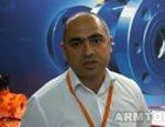 Интервью с зам.директора ТД Маршал Айрапетян Саркисом в рамках выставки Нефтегаз / MIOGE - 2011