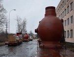 Компания «АЭМ-технологии» изготовила комплект корпусов насосов для Белорусской АЭС