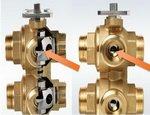 Siemens представила 6-ходовой шаровой кран для теплоснабжения