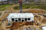 Строительство газовой котельной продолжается в Кашире-2