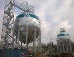 АО «Уралхиммаш» изготовит шаровые резервуары для нового комплекса «ЗапCибНефтехим»