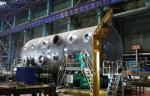 На предприятии «Атоммаш» подготовлен комплект корпусов парогенераторов для АЭС «Руппур»