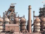Косогорский металлургический завод готовится к пуску доменной печи №1