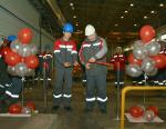 Завод «Трубодеталь» расширил производственные мощности участка по теплоизоляции