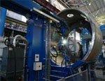 Петрозаводскмаш использовал роботизированную сварку при изготовлении корпуса парогенератора
