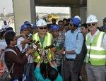 Группа компаний ASE совместно с партнерами с бенгальской стороны организовала визит СМИ