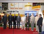 В «Экспоцентре» открылись международная выставка «Нефтегаз-2014» и международный энергетический форум ЭНЕРКОН