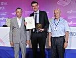 КОТЭС получил национальную премию «Золотой Меркурий»