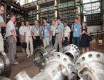 «ЗиО-Подольск» посетили участники программы кадрового резерва «Атомэнергомаш»