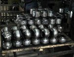 Видеорепортаж: производство шаровой пробки на заводе Олбризсервис