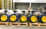 LD наладила экспорт трубопроводной арматуры в страны Европы