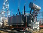 Новые 250 МВА мощности установлены на подстанции - транзитере энергии с Волжской ГЭС