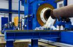 Колпинский трубный завод завершил инвестпрограмму по модернизации технологического оборудования