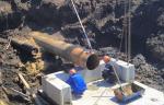 На двух гидротехнических сооружениях Тамбовской области обновлены задвижки и колодцы