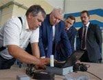 Завод «Водоприбор» посетил исполняющий обязанности Губернатора Калужской области Анатолий Артамонов