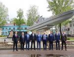 Зеленодольский завод имени А.М.Горького посетил Глава Республики Ингушетия Юнус-бек Евкуров