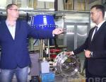 «ЛГ автоматика». Производство дисковых поворотных затворов. Часть IX