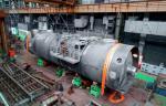 На «ЗиО-Подольске» завершилась контрольная сборка нового сепаратора-пароперегревателя