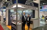 Компания ARTA представила инновационную арматуру на выставке PCVExpo