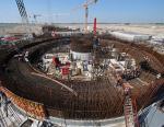 Ижорские заводы завершили гидравлические испытания компенсатора давления для первого блока Балтийской АЭС