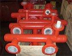 Завод РЕКОМ изготовил партию коллекторов системы пенопожаротушения в рамках программы импортозамещения