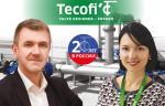 TECOFI. Интервью с А. Лелонг и С. Луцкевичем: «Мы намерены развиваться на российском рынке!»