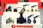Giacomini продемонстрировала новые газовые краны на Aquatherm Moscow-2020