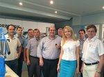 С 14 по 19 сентября представители НПАА посетили Испанские заводы по производству трубопроводной арматуры